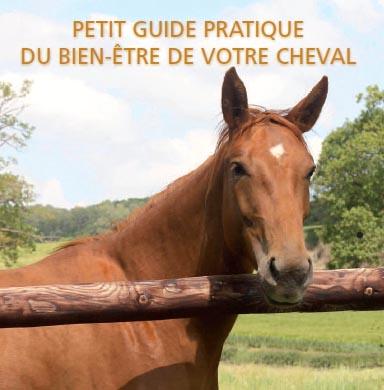 Guide bien etre cheval1 La LFPC a réédité son guide pratique du bien être de son cheval