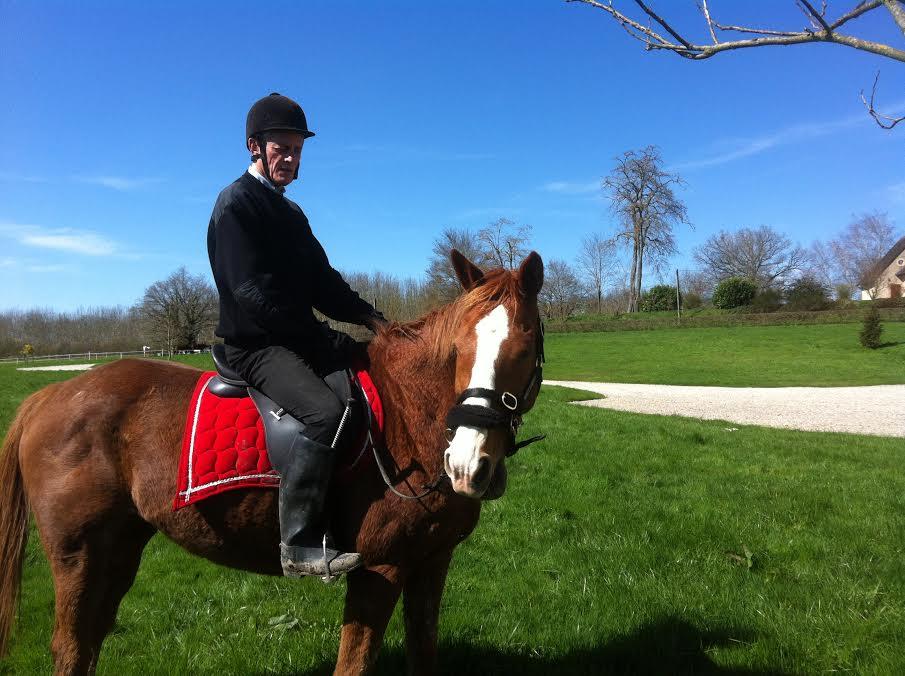 la LFPC propose le placement de chevaux réformés des courses de galop en partenariat avec France Galop. ce sont des Pur sang ayant couru.